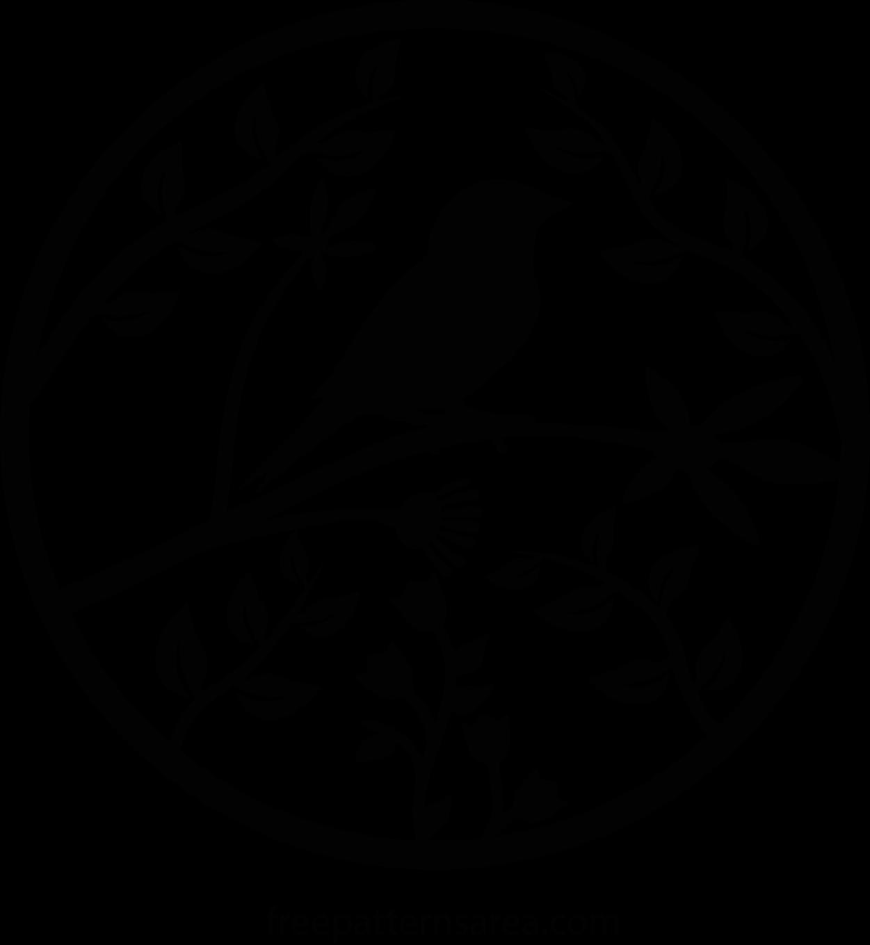 printable bird template - Bird Template