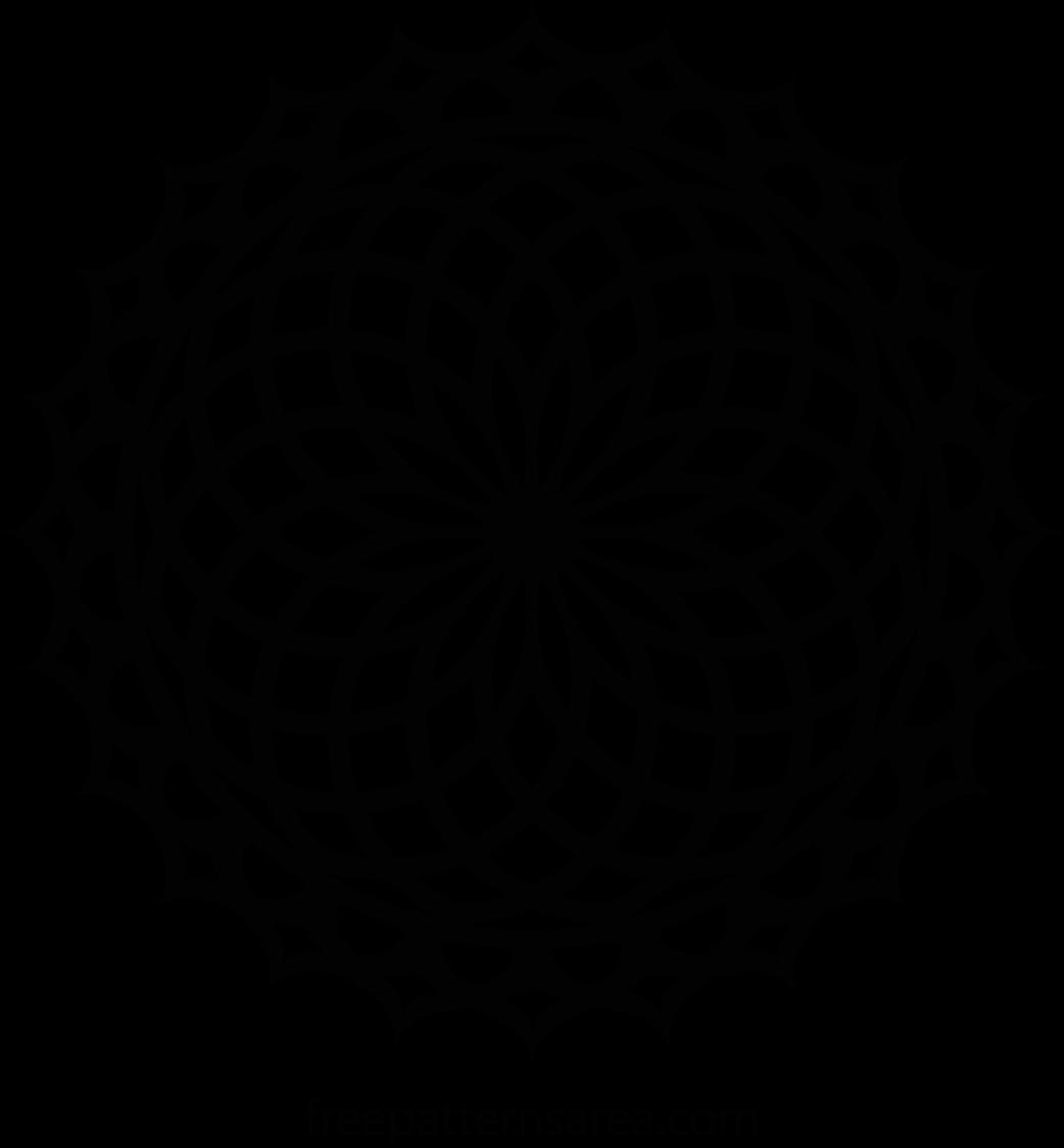 Lotus Mandala  Mandalas For The Soul